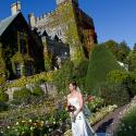 bride; bridesmaids; Groom; Hatley castle; Orange Freog Studio Inc; Wedding