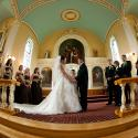 ceremony; church; St Ann Academy; St. Ann's Academy; wedding