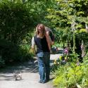 chiwawa; Couple; Dog; engagement; Finnerty Gardens; university of victoria; UVic