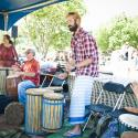 Hand Drum Rhythms; Cadboro Bay Festival; Saanich; professional event photography