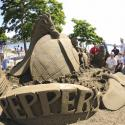 Sand Castle; Cadboro Bay Festival; Saanich; professional event photography; crea