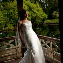bride; Hatley castle; japanese garden; Orange Freog Studio Inc; Wedding