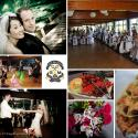Glenn Meadows Golf Course, Receptions, Professional Wedding Photography,