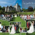 Hatley Castle Wedding Ceremony