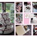 wedding cake, Olympic View Golf, Details Event and Wedding Planning